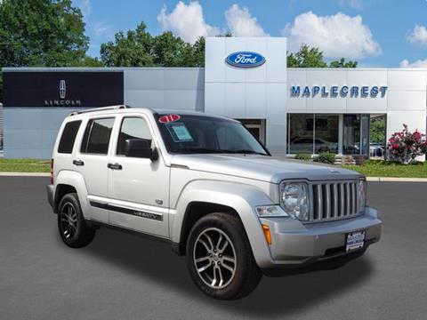 2011 Jeep Liberty for sale in Vauxhall, NJ