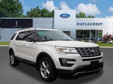 2016 Ford Explorer for sale in Vauxhall, NJ