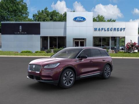 2020 Lincoln Corsair for sale at MAPLECREST FORD LINCOLN USED CARS in Vauxhall NJ