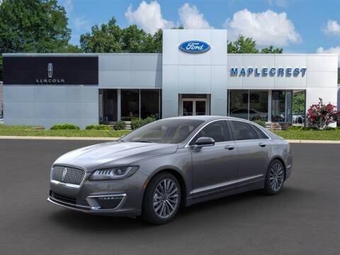 2020 Lincoln MKZ for sale at MAPLECREST FORD LINCOLN USED CARS in Vauxhall NJ