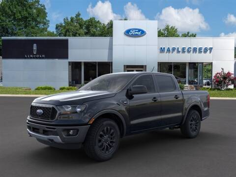 2020 Ford Ranger for sale at MAPLECREST FORD LINCOLN USED CARS in Vauxhall NJ