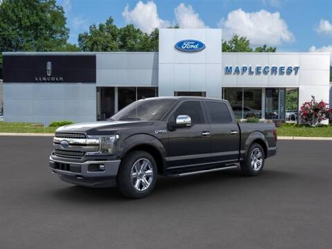 2020 Ford F-150 for sale at MAPLECREST FORD LINCOLN USED CARS in Vauxhall NJ