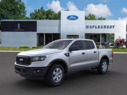 2020 Ford Ranger XL for sale at MAPLECREST FORD LINCOLN USED CARS in Vauxhall NJ