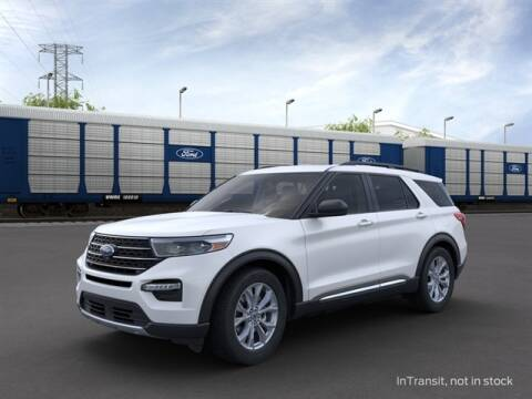 2020 Ford Explorer XLT for sale at MAPLECREST FORD LINCOLN USED CARS in Vauxhall NJ