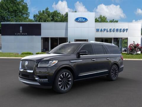 2020 Lincoln Navigator L for sale at MAPLECREST FORD LINCOLN USED CARS in Vauxhall NJ