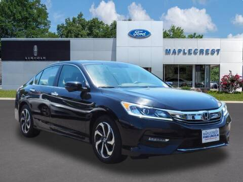 2017 Honda Accord for sale at MAPLECREST FORD LINCOLN USED CARS in Vauxhall NJ