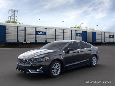 2020 Ford Fusion Energi for sale at MAPLECREST FORD LINCOLN USED CARS in Vauxhall NJ