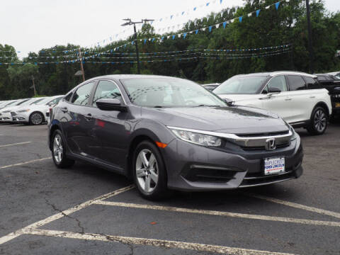 2018 Honda Civic for sale at MAPLECREST FORD LINCOLN USED CARS in Vauxhall NJ