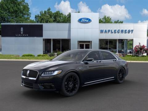 2020 Lincoln Continental for sale at MAPLECREST FORD LINCOLN USED CARS in Vauxhall NJ