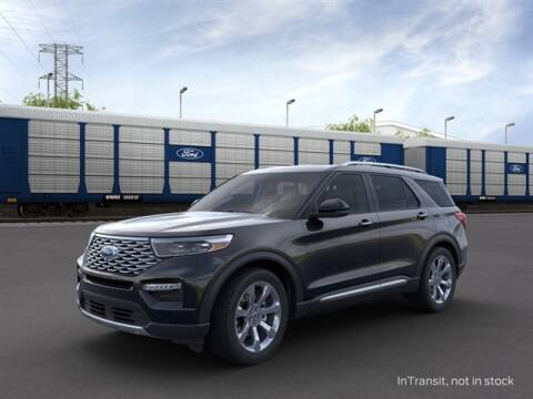 2020 Ford Explorer for sale at MAPLECREST FORD LINCOLN USED CARS in Vauxhall NJ