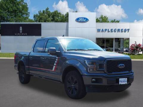 2019 Ford F-150 for sale at MAPLECREST FORD LINCOLN USED CARS in Vauxhall NJ