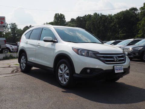 2014 Honda CR-V for sale at MAPLECREST FORD LINCOLN USED CARS in Vauxhall NJ