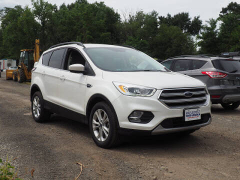 2017 Ford Escape for sale at MAPLECREST FORD LINCOLN USED CARS in Vauxhall NJ