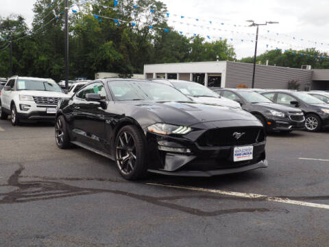 2019 Ford Mustang for sale at MAPLECREST FORD LINCOLN USED CARS in Vauxhall NJ