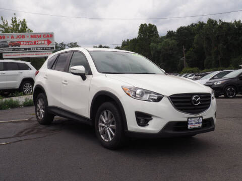 2016 Mazda CX-5 for sale at MAPLECREST FORD LINCOLN USED CARS in Vauxhall NJ