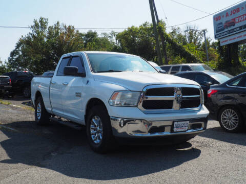 2013 RAM Ram Pickup 1500 for sale at MAPLECREST FORD LINCOLN USED CARS in Vauxhall NJ
