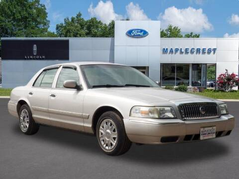2008 Mercury Grand Marquis for sale at MAPLECREST FORD LINCOLN USED CARS in Vauxhall NJ