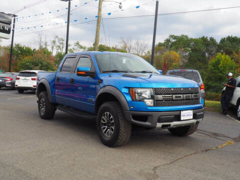 2012 Ford F-150 for sale at MAPLECREST FORD LINCOLN USED CARS in Vauxhall NJ