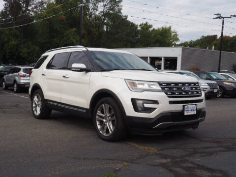 2016 Ford Explorer for sale at MAPLECREST FORD LINCOLN USED CARS in Vauxhall NJ