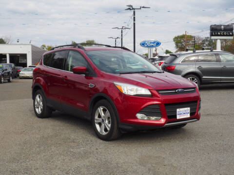 2016 Ford Escape for sale at MAPLECREST FORD LINCOLN USED CARS in Vauxhall NJ