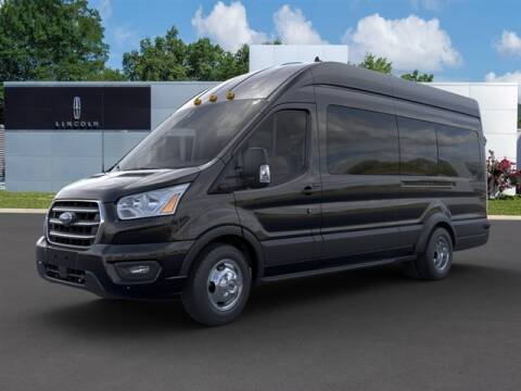 2020 Ford Transit Passenger for sale at MAPLECREST FORD LINCOLN USED CARS in Vauxhall NJ