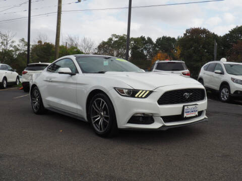 2016 Ford Mustang for sale at MAPLECREST FORD LINCOLN USED CARS in Vauxhall NJ