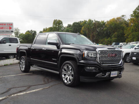 2018 GMC Sierra 1500 for sale at MAPLECREST FORD LINCOLN USED CARS in Vauxhall NJ