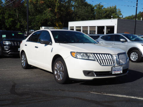 2010 Lincoln MKZ for sale at MAPLECREST FORD LINCOLN USED CARS in Vauxhall NJ