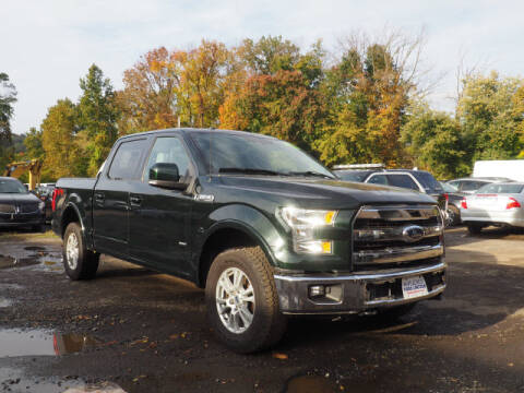 2016 Ford F-150 for sale at MAPLECREST FORD LINCOLN USED CARS in Vauxhall NJ