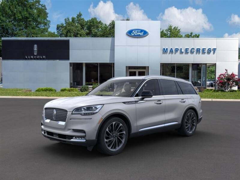 2020 Lincoln Aviator for sale at MAPLECREST FORD LINCOLN USED CARS in Vauxhall NJ