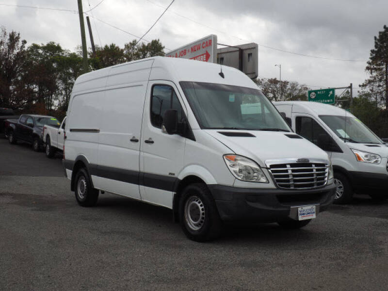 2012 Freightliner Sprinter Cargo for sale at MAPLECREST FORD LINCOLN USED CARS in Vauxhall NJ