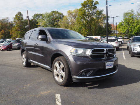 2015 Dodge Durango for sale at MAPLECREST FORD LINCOLN USED CARS in Vauxhall NJ