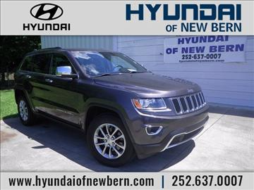 2014 Jeep Grand Cherokee for sale in New Bern, NC