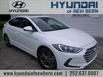 2018 Hyundai Elantra for sale in New Bern, NC