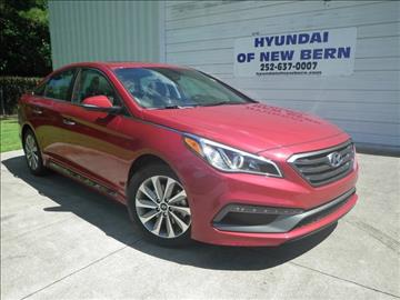 2017 Hyundai Sonata for sale in New Bern, NC