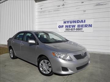 2009 Toyota Corolla for sale in New Bern, NC