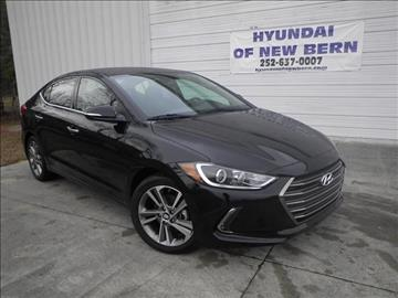 2017 Hyundai Elantra for sale in New Bern, NC