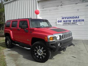 2006 HUMMER H3 for sale in New Bern, NC