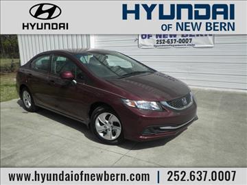 2013 Honda Civic for sale in New Bern, NC