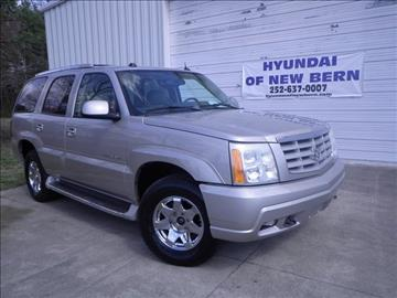 2004 Cadillac Escalade for sale in New Bern, NC