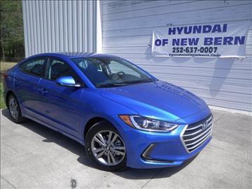 2017 Hyundai Elantra for sale in New Bern, NC