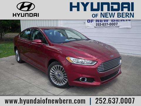 2014 Ford Fusion for sale in New Bern, NC