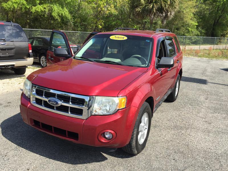 2008 Ford Escape for sale at Uprite Auto Sales in Crawfordville FL