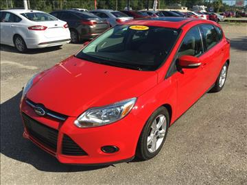 2014 Ford Focus for sale at Uprite Auto Sales in Crawfordville FL