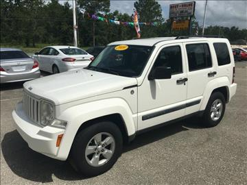 2009 Jeep Liberty for sale at Uprite Auto Sales in Crawfordville FL