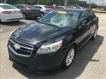 2013 Chevrolet Malibu for sale at Uprite Auto Sales in Crawfordville FL