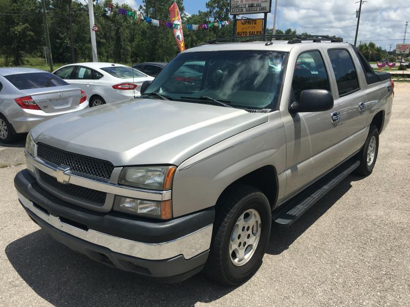 2005 Chevrolet Avalanche for sale at Uprite Auto Sales in Crawfordville FL