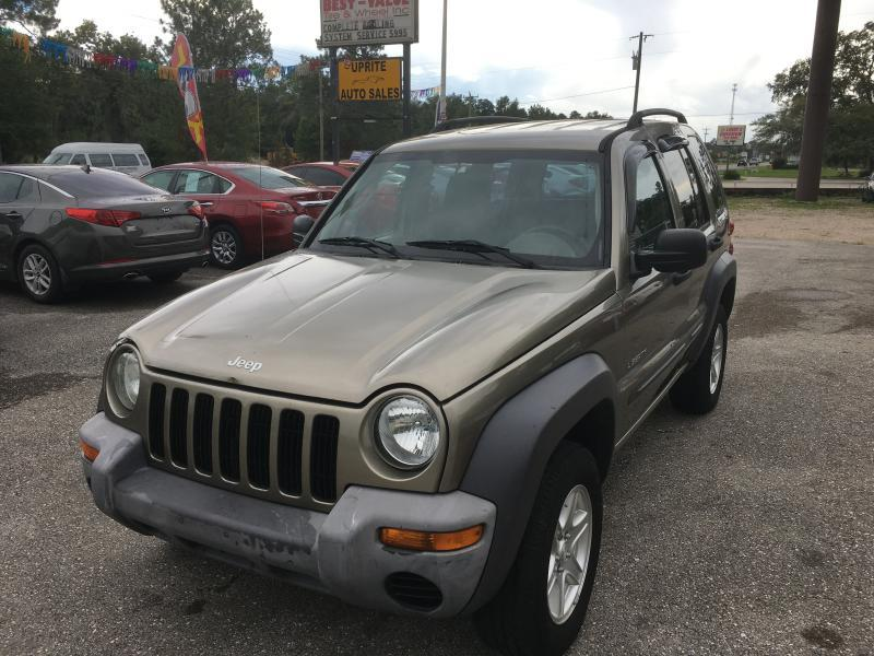 2004 Jeep Liberty for sale at Uprite Auto Sales in Crawfordville FL