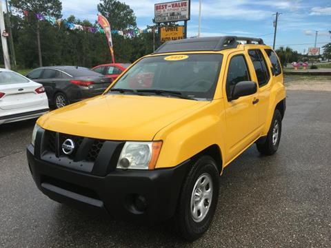 2008 Nissan Xterra for sale at Uprite Auto Sales in Crawfordville FL