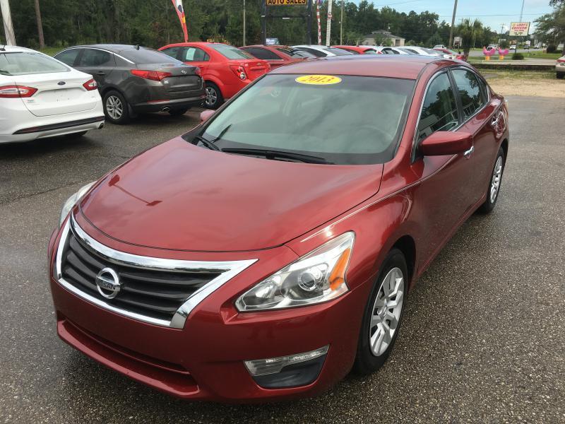 2013 Nissan Altima for sale at Uprite Auto Sales in Crawfordville FL